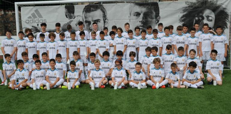 Ac Crema, al via il camp del Real Madrid 'Opportunità unica